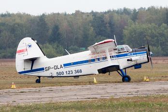 SP-DLA - Private Antonov An-2