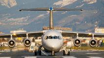 SE-DSV - Malmo Aviation British Aerospace BAe 146-300/Avro RJ100 aircraft