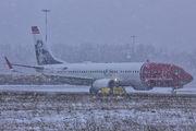 LN-DYT - Norwegian Air Shuttle Boeing 737-800 aircraft
