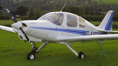G-LXOZ - Private Beagle B121 Pup