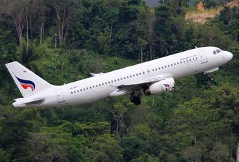 HS-PPH - Bangkok Airways Airbus A320