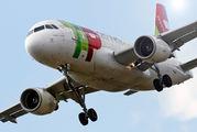 CS-TTO - TAP Portugal Airbus A319 aircraft