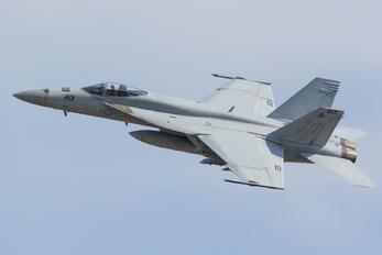 168362 - USA - Navy Boeing F/A-18E Super Hornet