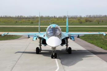 RF-95842 - Russia - Air Force Sukhoi Su-34