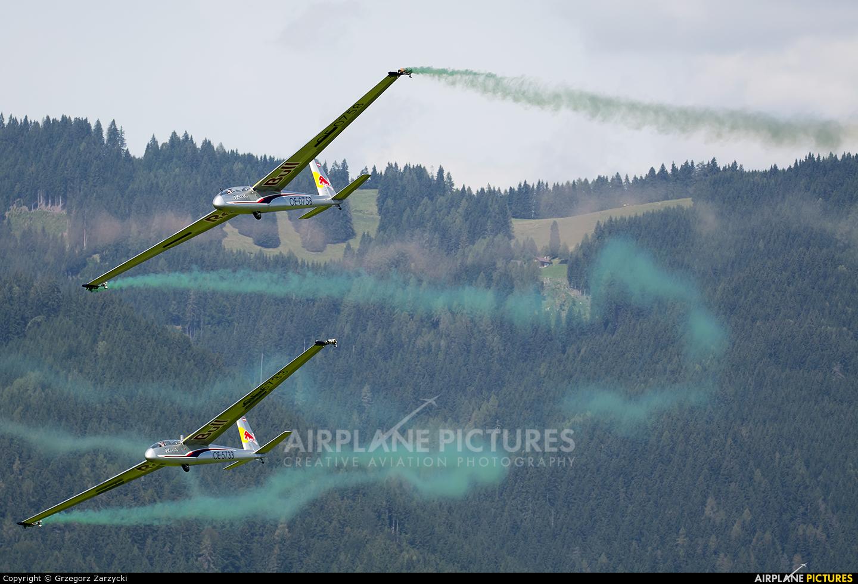 The Flying Bulls OE-0758 aircraft at Zeltweg