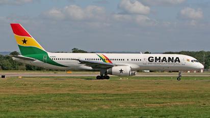 N930RD - Ghana International Airlines Boeing 757-200
