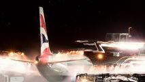G-EUPZ - British Airways Airbus A319 aircraft
