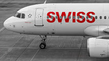 HB-IJH - Swiss Airbus A320 aircraft