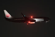 JA349J - JAL - Japan Airlines Boeing 737-800 aircraft