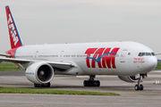 PT-MUC - TAM Boeing 777-300ER aircraft