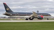 JY-BAE - Royal Jordanian Boeing 787-8 Dreamliner aircraft