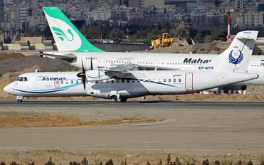 EP-ATH - Iran Aseman ATR 72 (all models)