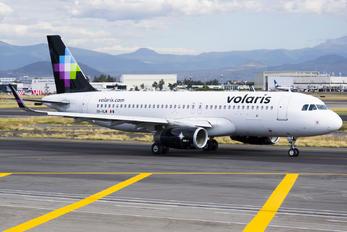 XA-VLM - Volaris Airbus A320