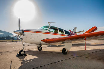 N974CC - Private Beechcraft 35 Bonanza V series