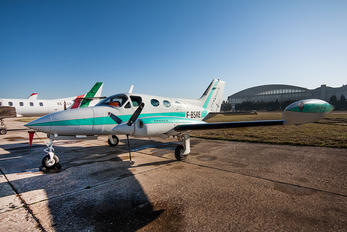 F-BSRE - Private Cessna 414