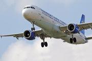 G-NIKO - Thomas Cook Airbus A321 aircraft