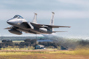 86-166 - USA - Air Force McDonnell Douglas F-15C Eagle