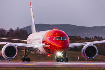 LN-LNB - Norwegian Air Shuttle Boeing 787-8 Dreamliner