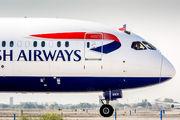 G-ZBKD - British Airways Boeing 787-9 Dreamliner aircraft