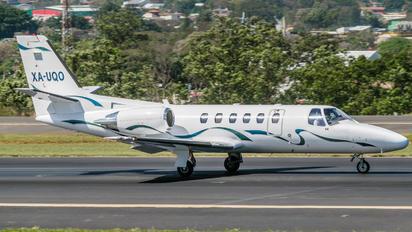 XA-UQO - Private Cessna 550 Citation II