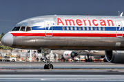 N182AN - American Airlines Boeing 757-200 aircraft