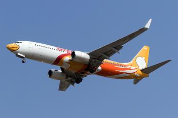 VT-SLF - SpiceJet Boeing 737-800