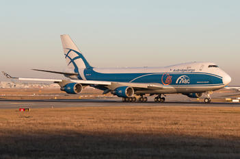 VP-BIM - Air Bridge Cargo Boeing 747-400F, ERF
