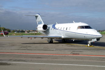 N605BA - Private Canadair CL-600 Challenger 605