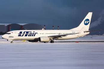 VQ-BJF - UTair Boeing 737-800