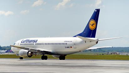 D-ABEC - Lufthansa Boeing 737-300
