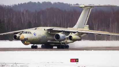 76529 - Gromov Flight Research Institute Ilyushin Il-76 (all models)