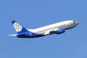 EW-253PA - Belavia Boeing 737-500