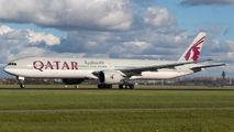 A7-BAT - Qatar Airways Boeing 777-300ER aircraft