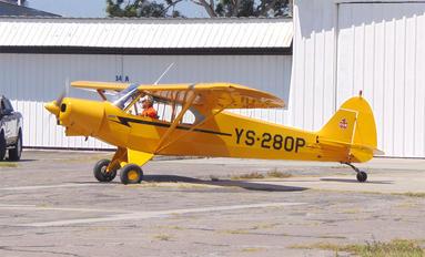 YS-280P - Private Piper PA-11 Cub