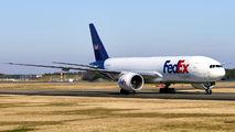 N868FD - FedEx Federal Express Boeing 777F aircraft