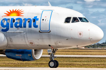 N301NV - Allegiant Air Airbus A319