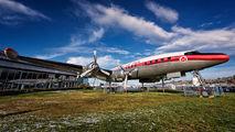 CF-TGE - Trans Canada Airlines Lockheed L-1049B Super Contellation aircraft