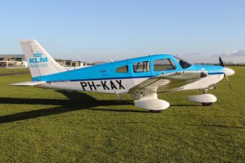 PH-KAX - KLM Aeroclub Piper PA-28 Archer