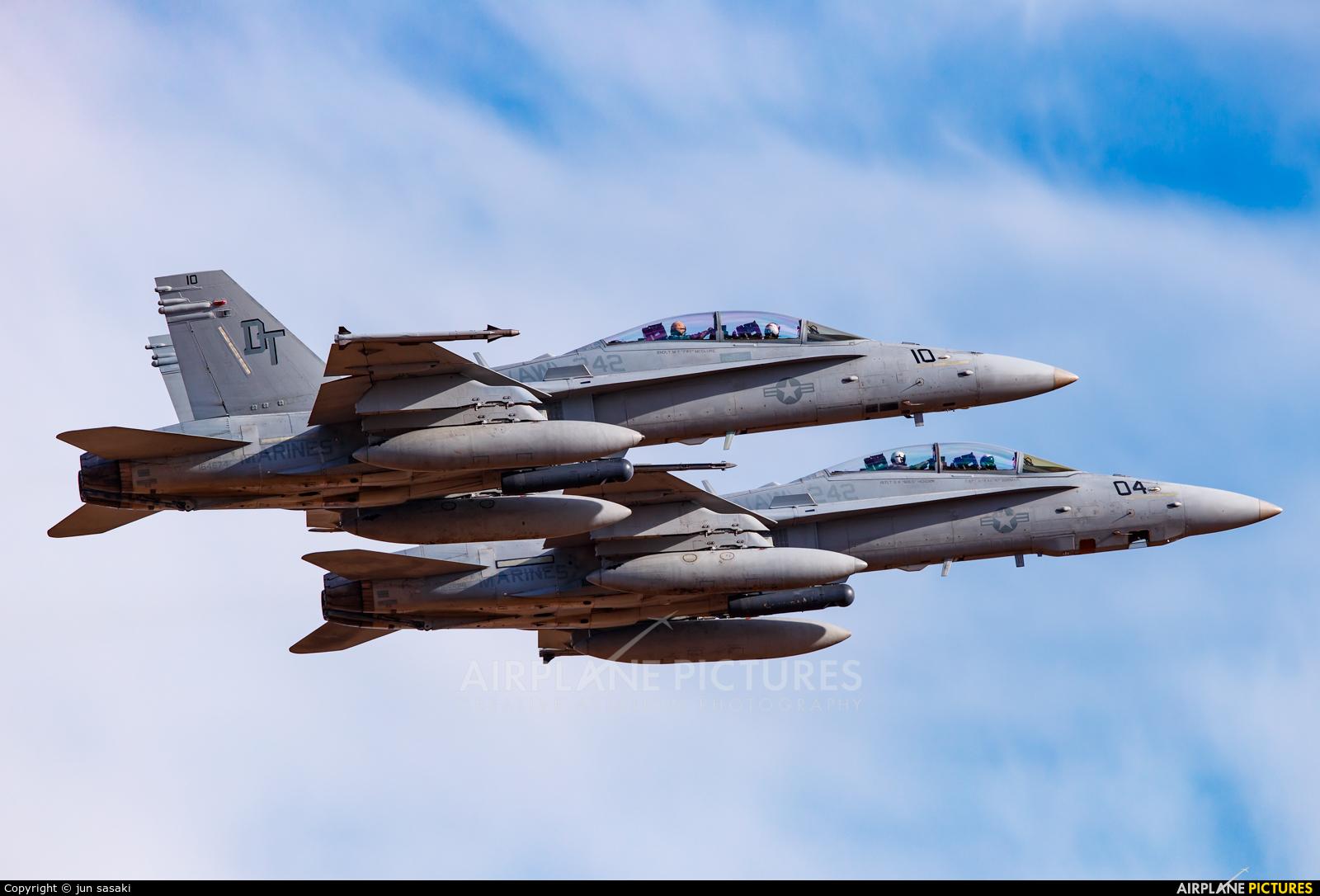 USA - Marine Corps 165529 aircraft at Atsugi AB