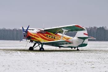 SP-FYX - Aeroklub Białostocki Antonov An-2
