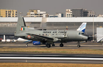 H-1519 - India - Air Force Hindustan HAL-748