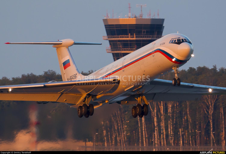 Russia - Air Force RA-86496 aircraft at Moscow - Vnukovo