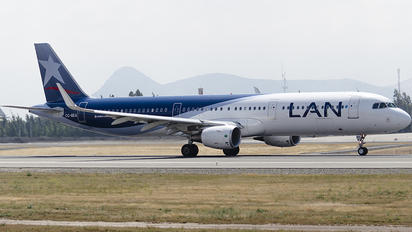 CC-BEA - LAN Airlines Airbus A321