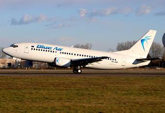 YR-BAP - Blue Air Boeing 737-300