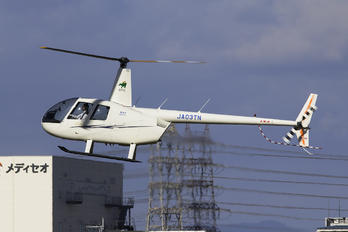 JA03TN - Private Robinson R44 Astro / Raven