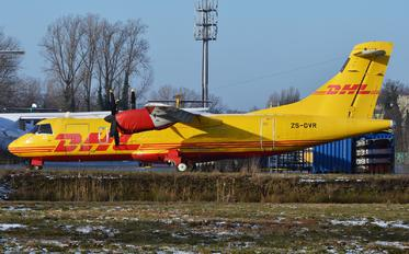 ZS-OVR - DHL Cargo ATR 42 (all models)
