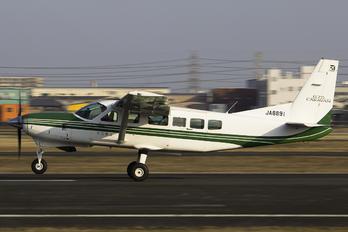 JA8891 - Kyoritsu Air Survey Cessna 208 Caravan