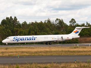EC-GCV - Spanair McDonnell Douglas MD-82