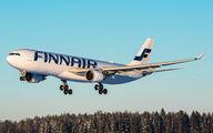 OH-LTN - Finnair Airbus A330-300 aircraft
