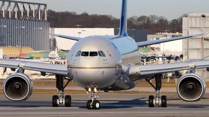 F-WWKD - Saudi Arabian Airlines Airbus A330-300